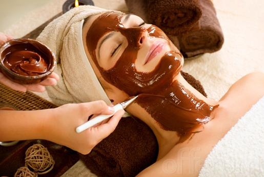 cHOCOLATERAPIA FACIAL